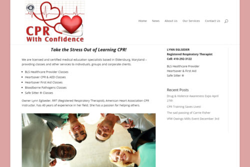 CPR With Confidence