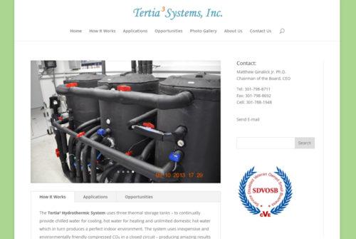Tertia 3 Systems
